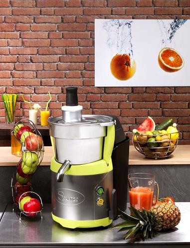 Santos No68 Αποχυμωτές Για Φρούτα & Λαχανικά - Παραγωγή: 140Lit/h (Γαλλίας) επαγγελματικός εξοπλισμός   μηχανές καφέ   συσκευές για bar  επαγγελματικός εξοπ