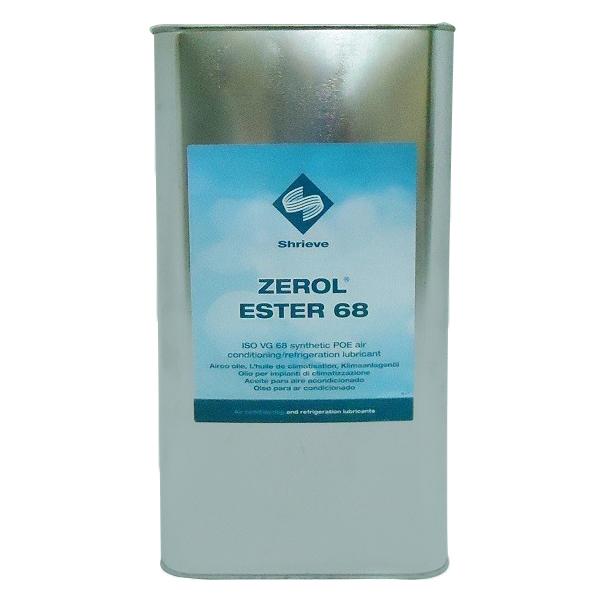 SHRIEVE POE68-ZEROL Πολυεστερικό Ψυκτέλαιο Για Χρήση Σε Ψυκτικές Μηχανές - Συσκε προσφορές   φρέον χαλκός υλικά ψυκτικών εγκαταστάσεων   ψυκτέλαια  υλικά εγκατασ