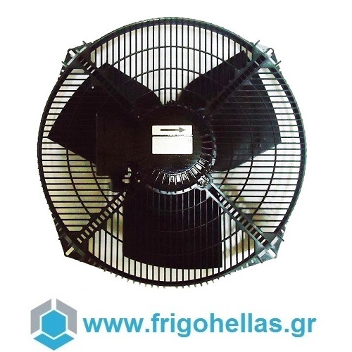 SUD ELECTRIC LKD-050H2-025-NSNBKP Ανεμιστήρας Axial Fan Ø500mm / 900-700rpm / 40 εξαρτήματα ψύξης   κλιματισμός   ανεμιστήρες ψυγείων  εξαρτήματα ψύξης   κλιματι
