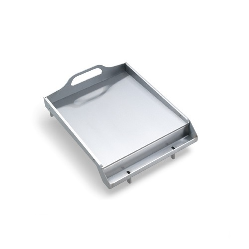 ARRIS GRILLVAPOR FTL770 Πλατό με inox Λεία Επιφάνεια - 370x550mm επαγγελματικός εξοπλισμός   κουζίνες πλατό φριτέζες βραστήρες   arris grillvapor