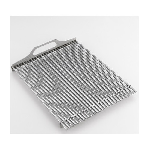 ARRIS GRILLVAPOR GTLA77-10 Κλασσική Σχάρα Στρόγγυλη Ανοξείδωτη - 380x550mm επαγγελματικός εξοπλισμός   κουζίνες πλατό φριτέζες βραστήρες   arris grillvapor