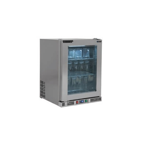 FRENOX BSL1-G Επαγγελματικό Ψυγείο Πάγκου Κατάψυξης 110Lit - 600x600x850mm επαγγελματικός εξοπλισμός   επαγγελματικά ψυγεία   βιτρινάκια πάγκου συντήρησης