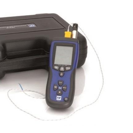 TIF 3110 Θερμόμετρο Θερμοστοιχείου K - Υγρόμετρο & Θερμόμετρο Υπερύθρων (-200°C  εργαλεία για ψυκτικούς   θερμόμετρα   υγρασιόμετρα   υγρόμετρα   υγροστάτες   επ