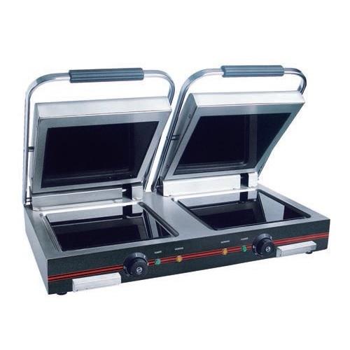 EC-2 Επαγγελματική Τοστιέρα Κεραμική Λεία - Διαστάσεις Κεραμικής Εστίας: 2 x (25 επαγγελματικός εξοπλισμός   φούρνοι μικροκύματα κρεπιέρες βαφλιέρες φριτέζες  επ