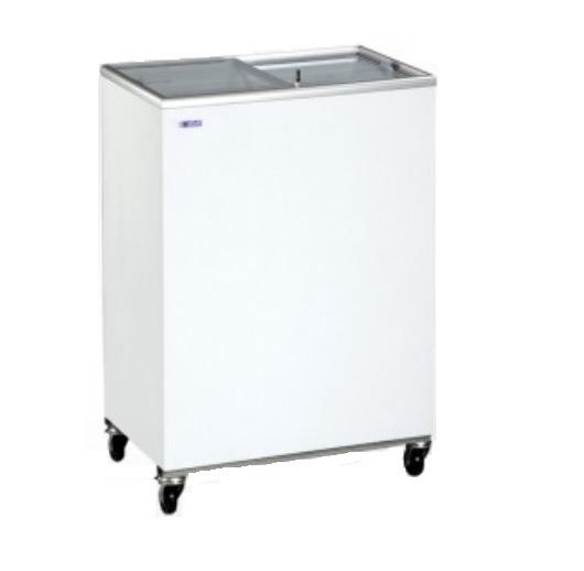 UGUR UDD200SC Επαγγελματικά Ψυγεία Καταψύκτες με Συρόμενα Τζάμια 165Lit - 719x62 επαγγελματικός εξοπλισμός   επαγγελματικά ψυγεία   καταψύκτες με συρόμενα τζάμια