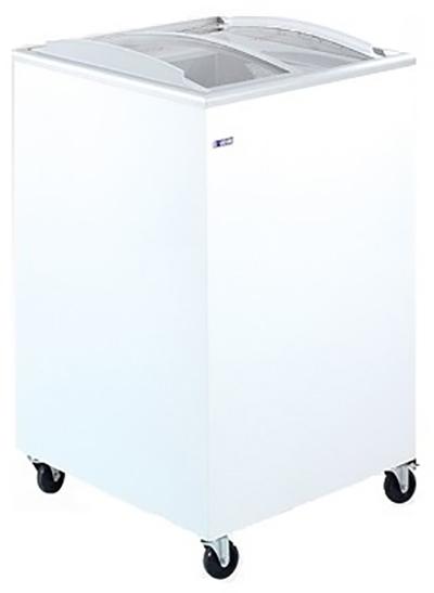 UGUR UDD100SCB Επαγγελματικά Ψυγεία Καταψύκτες με Κουρμπαριστά Συρόμενα Τζάμια 9 επαγγελματικός εξοπλισμός   επαγγελματικά ψυγεία   καταψύκτες με συρόμενα τζάμια