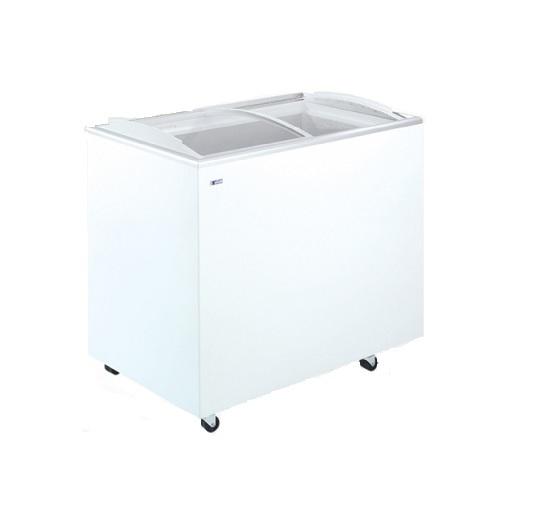 UGUR UDD300SCB Επαγγελματικά Ψυγεία Καταψύκτες με Κουρμπαριστά Συρόμενα Τζάμια 2 επαγγελματικός εξοπλισμός   επαγγελματικά ψυγεία   καταψύκτες με συρόμενα τζάμια