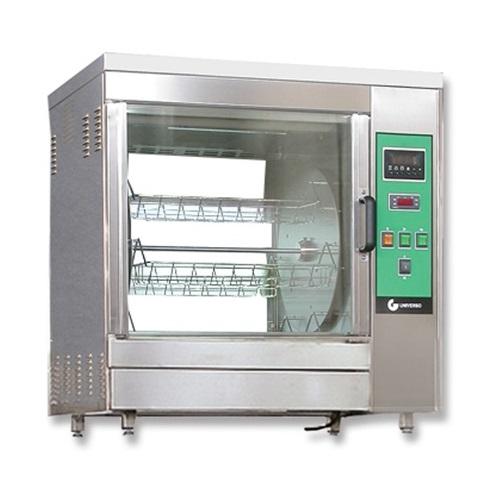 UNIVERSO SRL GVE 840 Κοτοπουλιέρες Επιδαπέδιες Ηλεκτρικές Θερμού Αέρα για 40 Κοτ επαγγελματικός εξοπλισμός   γυριέρες κοτοπουλιέρες αρνιέρες θερμαντικά  επαγγελμ