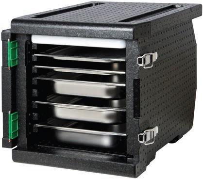 Thermo Future Box 10450 Ισοθερμικό Κιβώτιο GN 8 FRONT LOADER 645x445x475mm επαγγελματικός εξοπλισμός   ισοθερμικά καλάθια μεταφοράς   επαγγελματικός εξοπλι