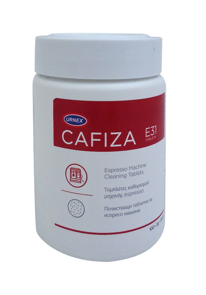 URNEX Cafiza Ταμπλέτες Καθαρισμού Υπολειμμάτων Καφέ επαγγελματικός εξοπλισμός   μηχανές καφέ   συσκευές για bar   μηχανές καφέ καθαρ