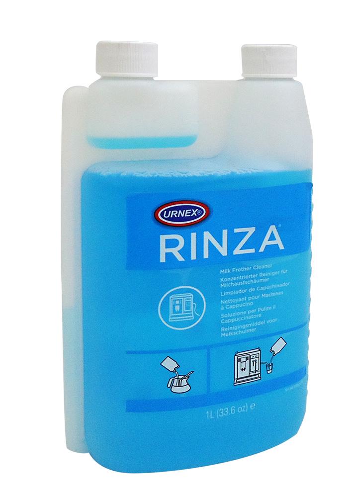 URNEX Rinza Υγρό Καθαρισμού Υπολειμμάτων Γάλακτος επαγγελματικός εξοπλισμός   μηχανές καφέ   συσκευές για bar   μηχανές καφέ καθαρ