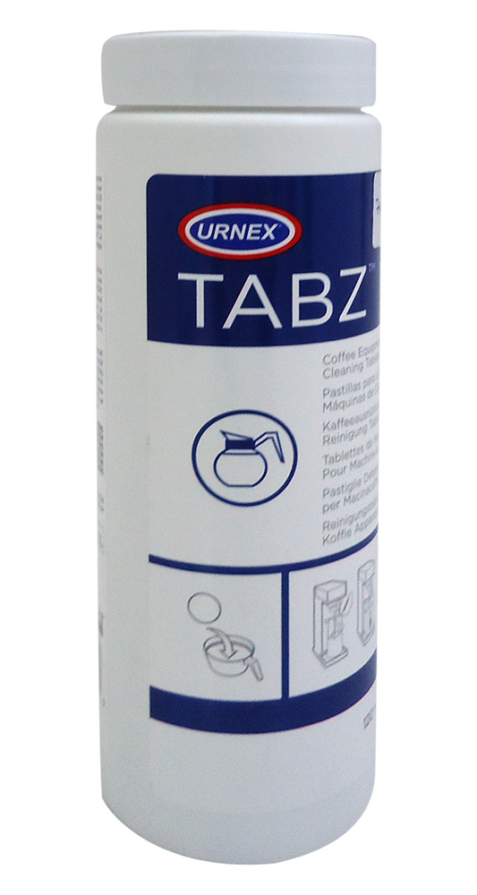 URNEX Tabz Ταμπλέτες Καθαρισμού Μηχανών Καφέ Φίλτρου & Δοχείων Σερβιρίσματος επαγγελματικός εξοπλισμός   μηχανές καφέ   συσκευές για bar   μηχανές καφέ καθαρ