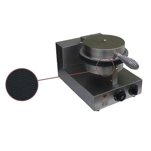CB-01 Βαφλιέρες Μονές Για Φλούδα Βάφλας Ø185mm - Κατάλληλη για Χωνάκια Παγωτού επαγγελματικός εξοπλισμός   φούρνοι μικροκύματα κρεπιέρες βαφλιέρες φριτέζες   β