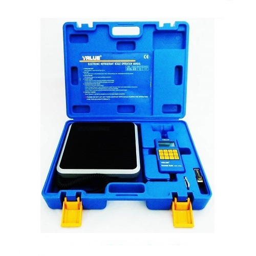 VALUE VES-100A Ζυγαριά Ηλεκτρονική Για Πλήρωση Φρέον - Ικανότητα Ζύγισης: 100Kg home page   best price   εργαλεία  εργαλεία για ψυκτικούς   ζυγαριές ψυκτικών  π