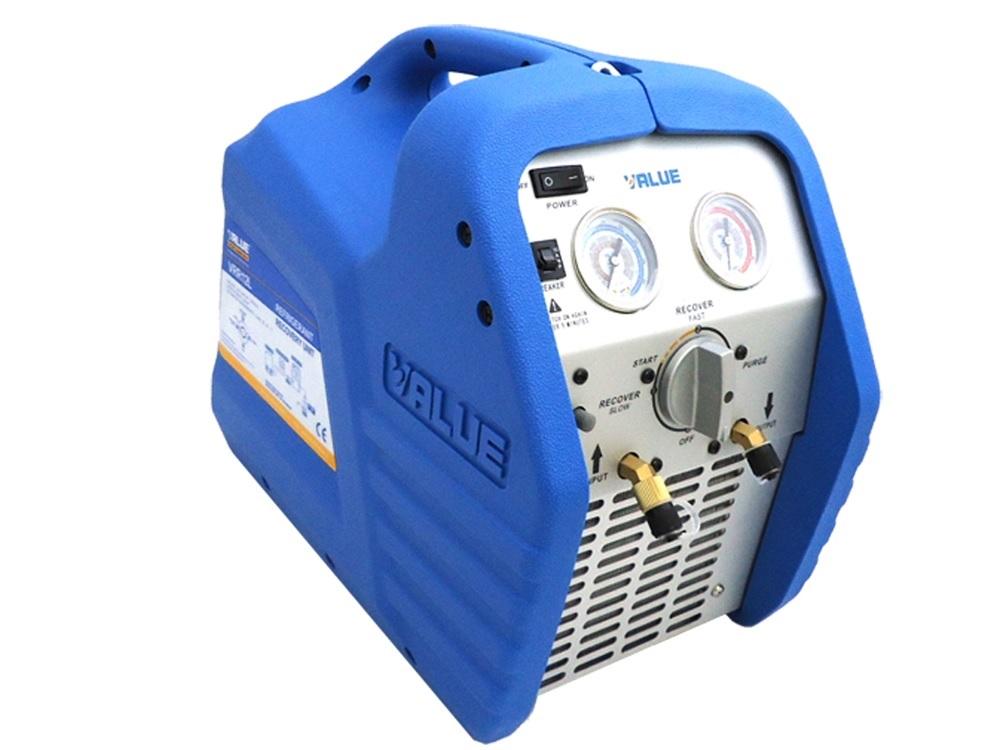 VALUE VRR12L Σταθμός Ανάκτησης Φρέον - Recovery Φρέον R134a-R404A-R407C (Ρυθμός  εργαλεία για ψυκτικούς   σταθμοί ανάκτησης ανακύκλωσης   πλήρωσης φρέον  εργαλεί