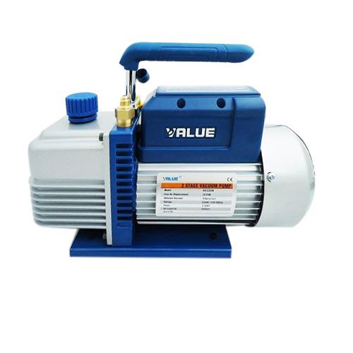 VALUE VE225 Διβάθμια Αντλία Κενού (1/3HP - Ικανότητα Αναρρόφησης: 70Lit/min) εργαλεία για ψυκτικούς   αντλίες κενού
