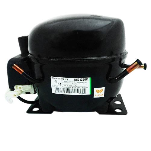 Embraco-Aspera NE2130Z (3/8HP / 230Volt / R134a) Κομπρεσέρ Ψυγείων συμπιεστές   embraco aspera συμπιεστές  συμπιεστές   embraco aspera συμπιεστές