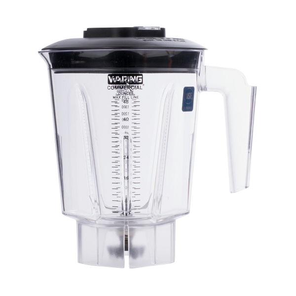 WARING CAC132 Ανταλλακτική Πλαστική Κανάτα για το Μπλέντερ BB300E & BB340E επαγγελματικός εξοπλισμός   μηχανές καφέ   συσκευές για bar  επαγγελματικός εξοπ