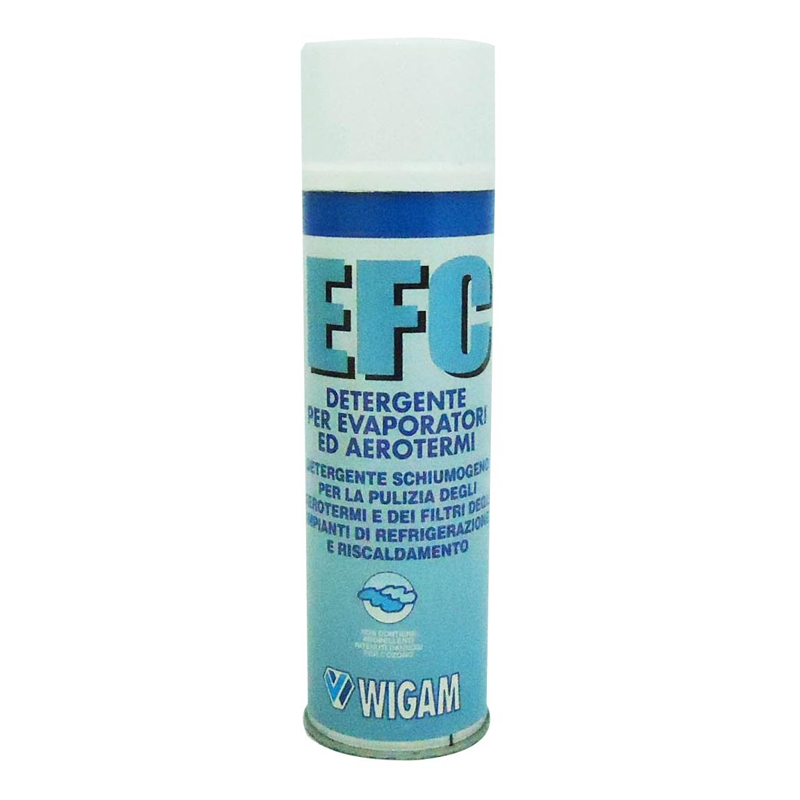 WIGAM EFC Αφρώδες Spray Καθαρισμού Εσωτερικής Μονάδας Κλιματιστικού (650ml) κλιματισμός    καθαριστικά κλιματιστικών a c