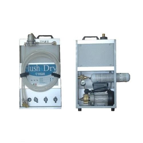Wigam FLUSH & DRY-HVAC Σταθμός Καθαρισμού Ψυκτικών Μηχανημάτων (13005037002) home page   best price   εργαλεία  εργαλεία για ψυκτικούς   σταθμός καθαρισμού ψ